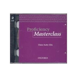 Proficiency Masterclass (New Edition) Class Audio CDs (2)