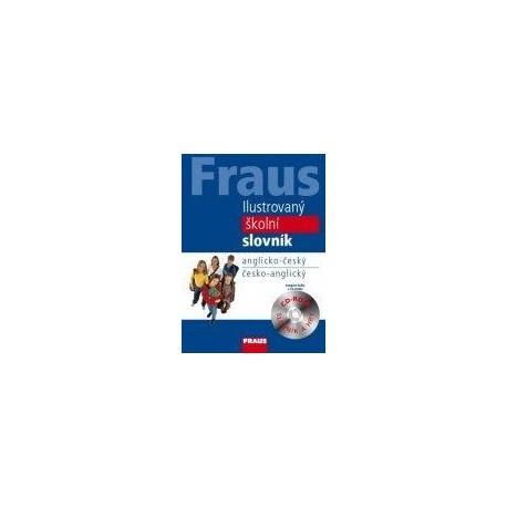 FRAUS: Ilustrovaný školní slovník + CD-ROM Fraus 9788072388226