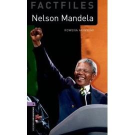 Oxford Bookworms Factfiles: Nelson Mandela + CD