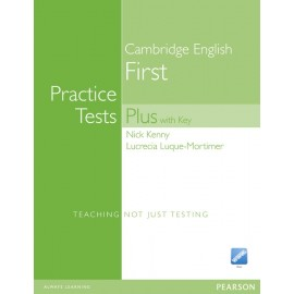 First Certificate Practice Tests Plus New Ed. (with key) + CD