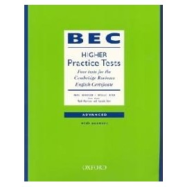 BEC Practice Tests Higher (with Key)