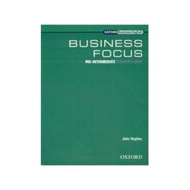 Business Focus Pre-intermediate Teacher's Book