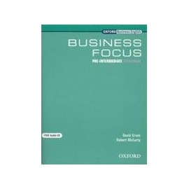 Business Focus Pre-intermediate Workbook with Audio CD Pack