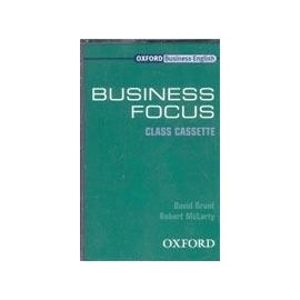 Business Focus Pre-intermediate Class Cassettes (2)