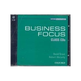 Business Focus Pre-intermediate Class Audio CDs (2)