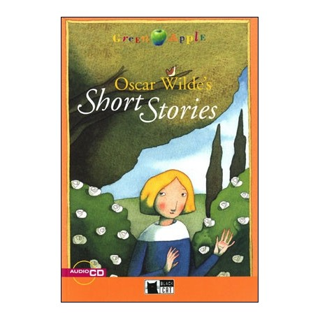Oscar Wilde's Short Stories + CD Black Cat 9788877547941