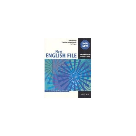 New English File Pre-intermediate Multipack B Oxford University Press 9780194518284