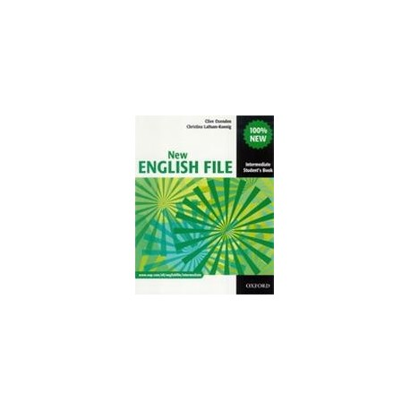 New English File Intermediate Multipack B Oxford University Press 9780194518321