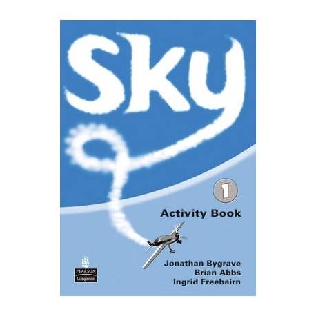 Sky 1 Activity Book Longman 9780582838642