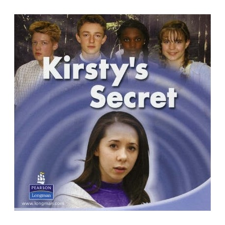 Sky 2 and 3 Kirsty's Secret DVD Longman 9781405843942