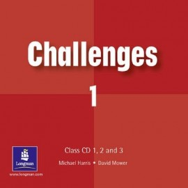 Challenges 1 Class Audio CD