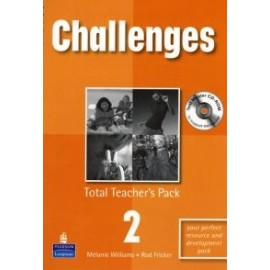 Challenges 2 Total Teacher's Book + Test CD-ROM
