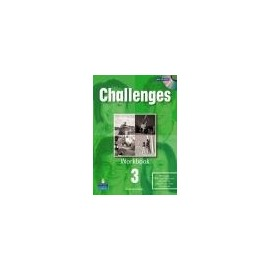 Challenges 3 Workbook + CD-ROM