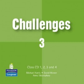 Challenges 3 Class Audio CD