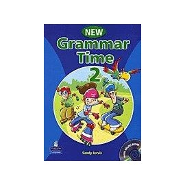 New Grammar Time 2 Student's Book + MultiROM
