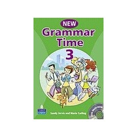 New Grammar Time 3 Student's Book + MultiROM
