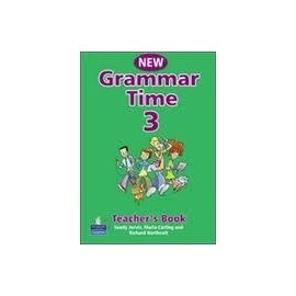 New Grammar Time 3 Teacher's Book