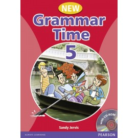 New Grammar Time 5 Student's Book + MultiROM