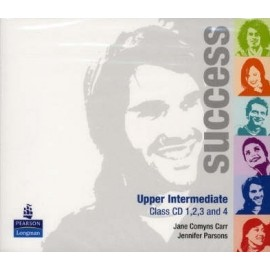 Success Upper-intermediate Class Audio CDs