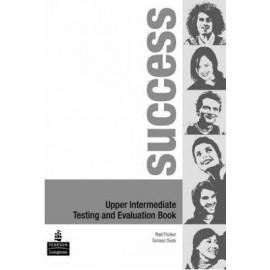 Success Upper-intermediate Testing and Evaluation Book
