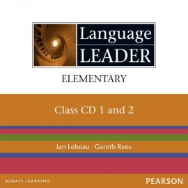 Language Leader Elementary Class Audio CD
