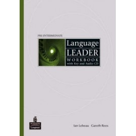 Language Leader Pre-intermediate Workbook + CD without key