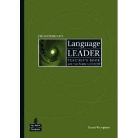 Language Leader Pre-intermediate Teacher's Book + Test Master CD-ROM