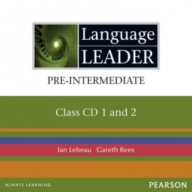 Language Leader Pre-intermediate Class Audio CD