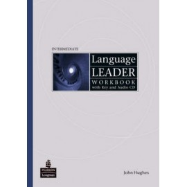 Language Leader Intermediate Workbook + CD without key