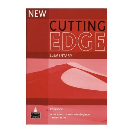 New Cutting Edge Elementary Workbook (without key) Longman 9780582825048