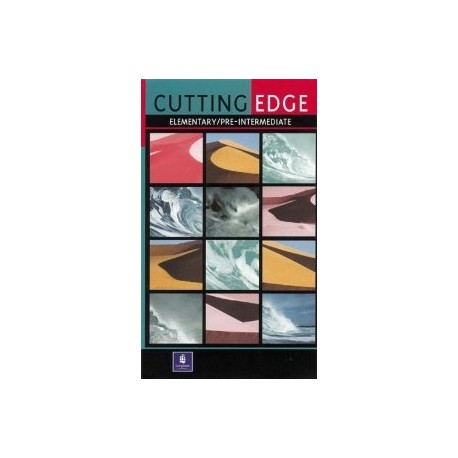 Cutting Edge Elementary/Pre-intermediate Video Pal VHS Longman 9780582469426