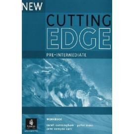 Cutting Edge Pre-intermediate (New edition) Workbook (without key)