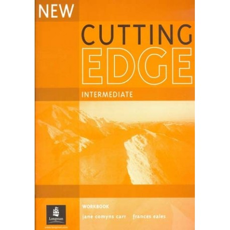 Cutting Edge Intermediate (New Edition) Workbook (without key) Longman 9780582825192