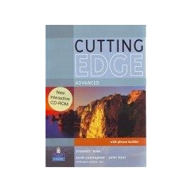 Cutting Edge Advanced Student's Book + CD-ROM