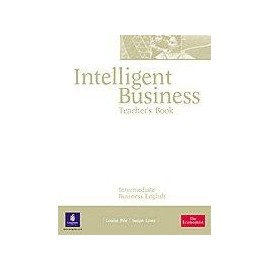 Intelligent Business Intermediate Teacher's Book + Test Master CD-ROM