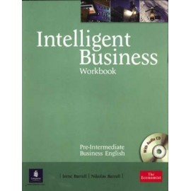 Intelligent Business Pre-Intermediate Workbook with Audio CD