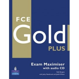 FCE Gold Plus Maximiser (no key) + CD