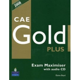 CAE Gold Plus Maximiser (no key) + CD