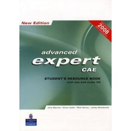 Advanced Expert (New Edition) Student's Resource Book (with key) + CD