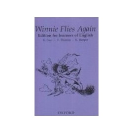 Winnie Flies Again Cassette