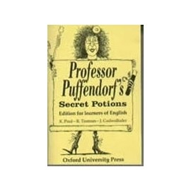 Professor Puffendorf's Secret Potions Cassette