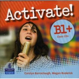 Activate! B1+ Class CDs 1-2