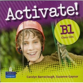 Activate! B1 Class CDs 1-2