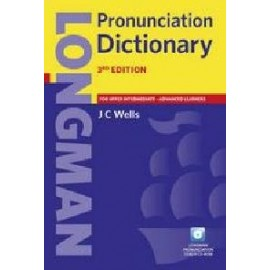 Longman Pronunciation Dictionary + CD-ROM