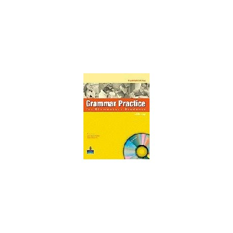 Grammar Practice for Elementary Students (with key) + CD-ROM Longman 9781405852944