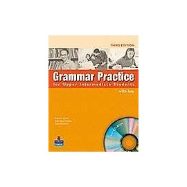 Grammar Practice for Upper-intermediate Student's (with key) + CD-ROM