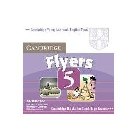 Cambridge Young Learners English Tests Flyers 5 Audio CD