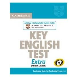 Cambridge Key English Test KET Extra Student's Book