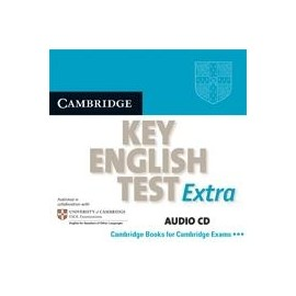Cambridge Key English Test KET Extra Audio CD