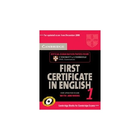 B2 First (First Certificate in English) Examination ...